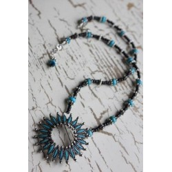 Aboriginal Elegance Necklace