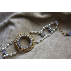 Opaline hostess Bracelet